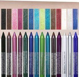 2 In 1 Metallic Eyes Glitter Shadow Pen