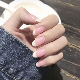 48pcs French Press on Nails
