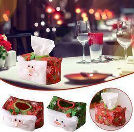 Christmas Tissue Box Cover