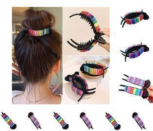 Women's Large-claw Hairpin