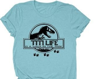 TITI Life is A Walk in The Park T-Shirt