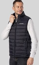 Heated Vest with Battery Pack