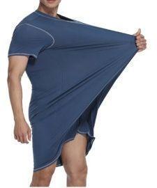 Sleepwear Mens Nightshirt