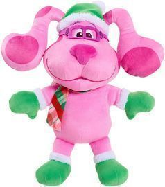 Blue's Clues & You! Holiday Magenta