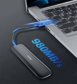 Netac USB-C Portable Solid State Drive