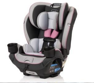 Evenflo EveryKid 4-in-1 Convertible Car Seat