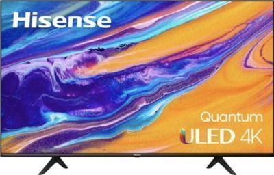 Hisense 55 U6G Series Quantum 4K ULED Android TV