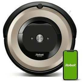 iRobot E6198 Roomba Vacuum Cleaning Robot (Manufacturer Refurb)