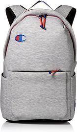 Champion Men's Attribute Laptop Backpack, Light Grey