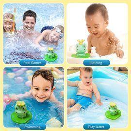 4 in 1 Bathtub Pool Toy