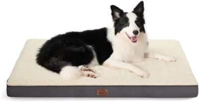 Bedsure Large Dog Bed - Gray Only