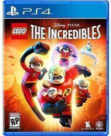 LEGO The Incredibles - PlayStation 4, PlayStation 5