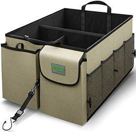 Drive Auto Multi-Compartment Cargo Organizer