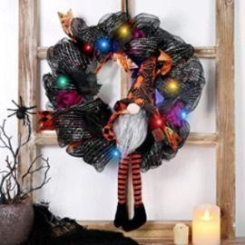 16 Halloween Wreath