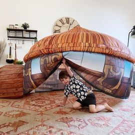 Inflatable Instant Play Fort