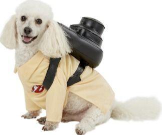 Rubie's Pet Ghostbuster Jumpsuit