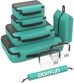 Set of 8 Packing Cubes