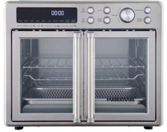 Farberware Brand 25L 6-Slice Toaster Oven with Air Fry