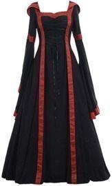 Halloween Renaissance Medieval Dresses