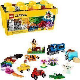 LEGO Classic Medium 484pc. Creative Brick Box