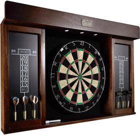 Barrington 40 Dartboard Cabinet Set