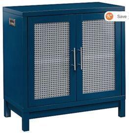 Sauder Vista Key 30 Accent Storage Cabinet
