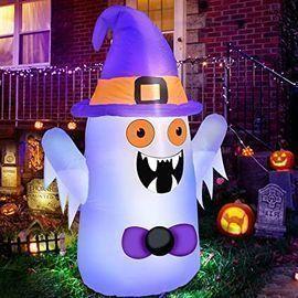 Turnmeon 3.5' Halloween Inflatables Outdoor Ghost