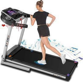 Treadmill with Touchscreen & WiFi Connection