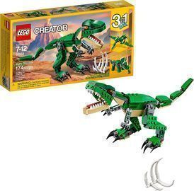 LEGO Creator Mighty Dinosaurs Build It Yourself Dinosaur Set
