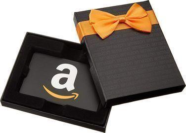 Amazon Gift Card $10 Reload Bonus