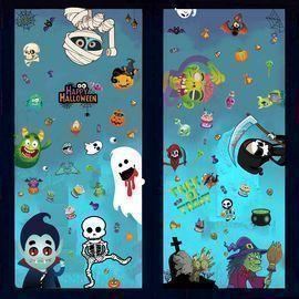 Halloween Window Clings (3 Styles)