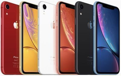 Refurb Unlocked Apple iPhone XR 64GB Smartphone