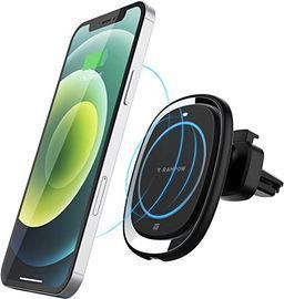 Rampow 15W Magnetic Wireless Car Charger