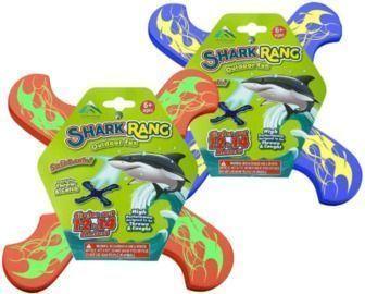 Save 40% on Shark Rang Soft Foam Boomerang
