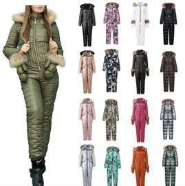 Onesies Ski Suits