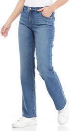 Wonderly Women's Mid Rise Bootcut Jeans