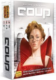 Coup (The Dystopian Universe) Game