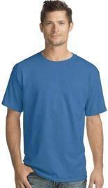 Hanes 4pk Men's Essentials Short Sleeve T-shirts