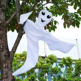 Halloween Bendable Tree Wrap Ghost