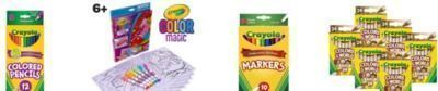 Check out these deals on CRAYOLA