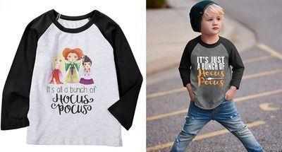 Girls & Boys Halloween Shirt