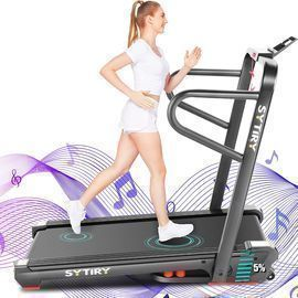 3.25 HP Electric Incline Treadmill with Bluetooth Speaker
