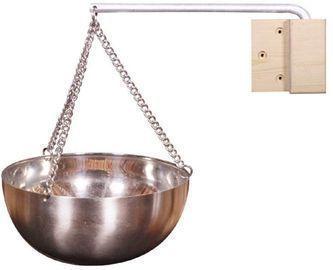 Stainless Steel Sauna Bowl