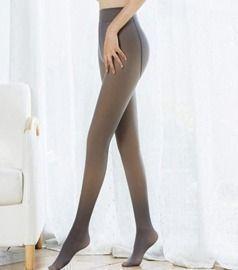 Winter Thermal Slim Pantyhose