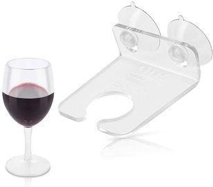 Bathtub Wine Glass Cup Holder