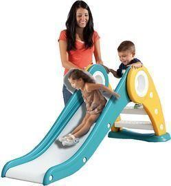 YingTrading Indoor/Outdoor Foldable Toddler Slide