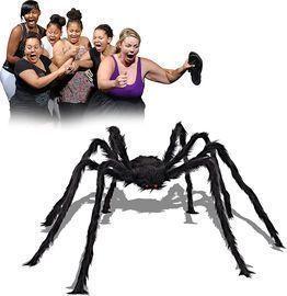 4.9Ft Halloween Spider Decorations