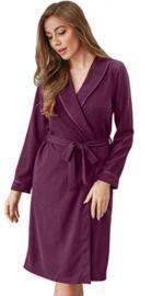 IZZY TOBY Womens Winter Warm Bathrobe with Pockets