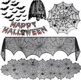 Halloween Tablecloth Sets