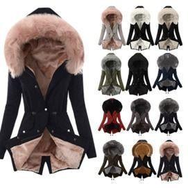 Winter Hooded Jackets